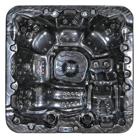 Aussenwhirlpool SPAtec 950B schwarz